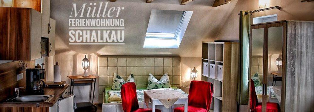 Ferienwohnung Müller in Schalkau