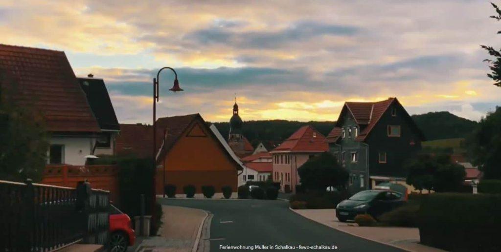 Stadt Schalkau - Farb